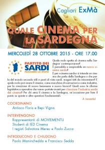 Locandina Cinema Esecutiva 2