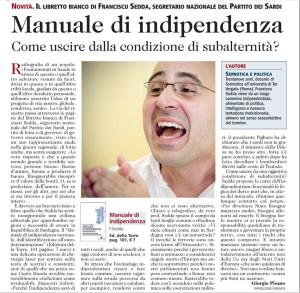 Manuale indipendenza Unione