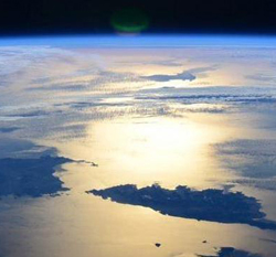 Sardegna e Corsica Satellite Particolare